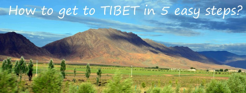 How to plan a trip to Tibet in 5 easy steps?